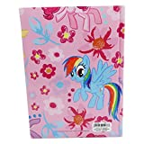 Seven My Little Pony Pink Wings Agenda Scolaire 10 Mois Rose