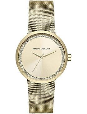 Armani Exchange Damen-Uhren AX45