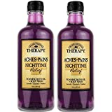 Village Naturals Therapy Restless Nights Foaming Bath Oil (3)