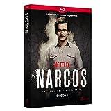 Narcos - Saison 1 [Francia] [Blu-ray]