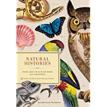 Natural Histories: Postcards of 60 Rare Book Illustrations