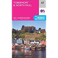 Landranger (47) Tobermory & North Mull (OS Landranger Map)