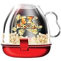 Shopo's Microwave Ez Popcorn Folding Bowl Popcorn Maker