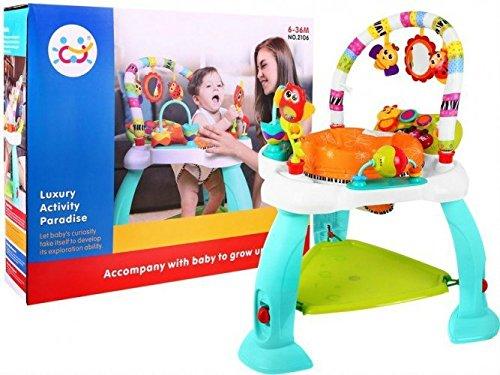 Baby Spielcenter Trampolin Aktivität Hopser