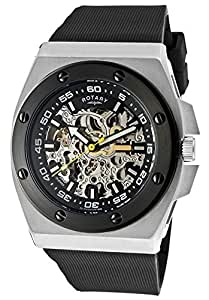 Rotary Editions 610C Mineral Men's Watch