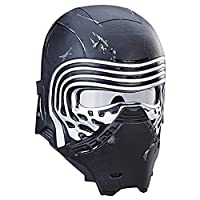 Star Wars - Kylo Ren Electronic Mask Voice Changer Change Role Play Episode 8 The Last Jedi