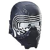 Star Wars C1428 Figurine Masque Electronique Kylo Ren, unique