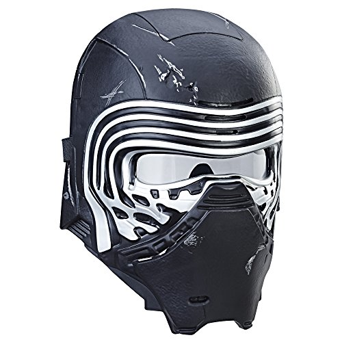 STAR WARS Star Wars-C1428EU4 Figurine Masque Electronique Kylo Ren, C1428, Unique