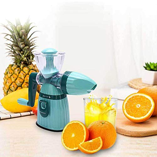 Yamybox Portable DIY Multi-Function Manual Juicer Fresh Apple Orange Wheat Grass Juicer Machine Healthy Kitchen Tool Juicer