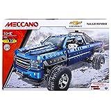 MECCANO-6038405-Juego de construcción-Chevrolet Silverado