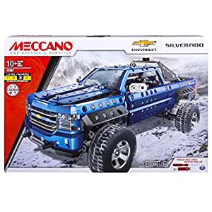 Meccano - 6038405 - Jeu de Construction - Chevrolet