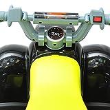 Kinderquad gelb-schwarz - 7