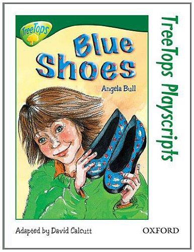 Blue shoes : a radio adaptation of Angela Bull's story