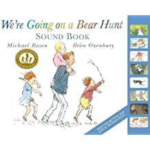 We're Going on a Bear Hunt by Michael Rosen(2014-09-01)