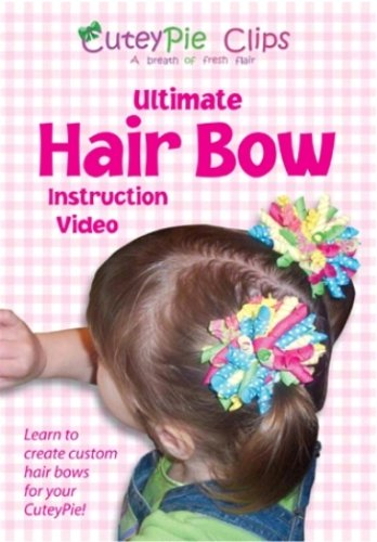 Ultimate Hair Bow Instruction Video