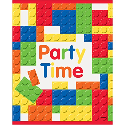 Building Blocks Birthday Party B...