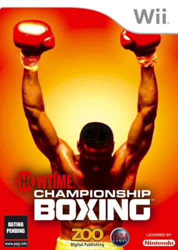 Showtime Championship Boxing (wii)