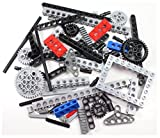 Technic Brick Mix Of Lego And Other Brands (Mindstorms Ev3 Gear Axle Beam 69 Set Bulk Lbs) Nice! Get Exactly Whats Pictured!