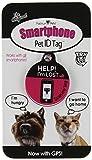 Platinum Pets das Original Smartphone CAT ID Tag mit GPS, Pink