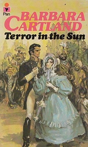 book cover of Terror in the Sun