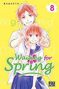 Waiting for Spring Edition simple Tome 8