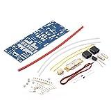 Zerone FM VHF Verstärker DIY Kit 80-180 MHz Hochfrequenz Komponenten DIY Leistungsverstärker