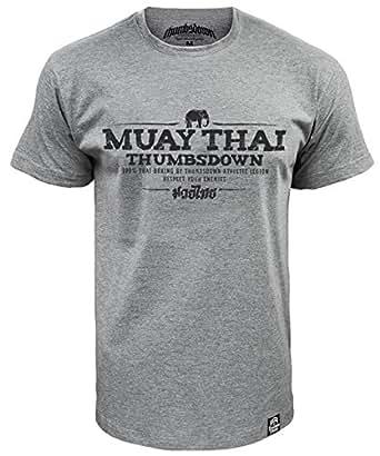 Muay Thai Boxing Athletic Legion T-shirt (size Small)