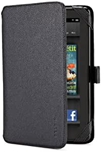 Belkin - Verve Tab - Étui pour Kindle Fire - Noir (est compatible avec Kindle Fire uniquement)