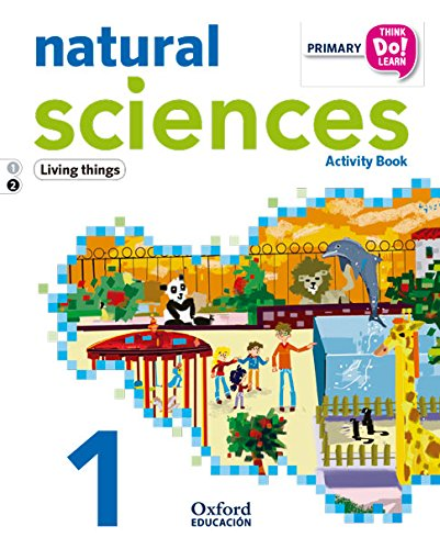 Natural Science. Primary 1. Activity Book - Module 2 (Think Do Learn) - 9788467396553