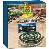 Lot de 10 Spirales Anti-Moustiques + support - insecticide - protection contre les moustiques