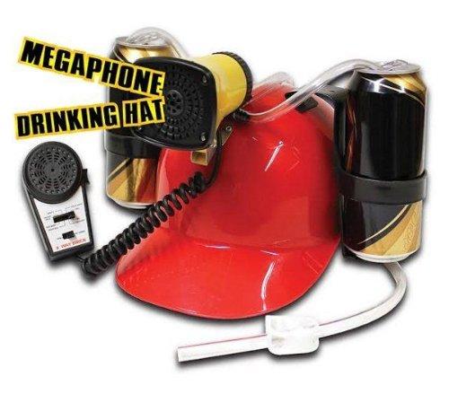 Megaphon Trinkwasser hat (Bier Hut)
