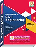 Civil Engineering 5500 + MCQs Practice Book for RRB-JE, SSC-JE , BPSC-AE, UPSSSC-JE,DMRC, ISRO Assistant Engineer & Junior Engineer