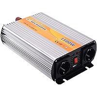 Spannungswandler Inverter Stromwandler Welchselrichter Ladegerät 12V auf 220V / 1500W 3000W