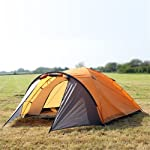 North Gear Camping Mars Waterproof 4 Man Dome Tent 7