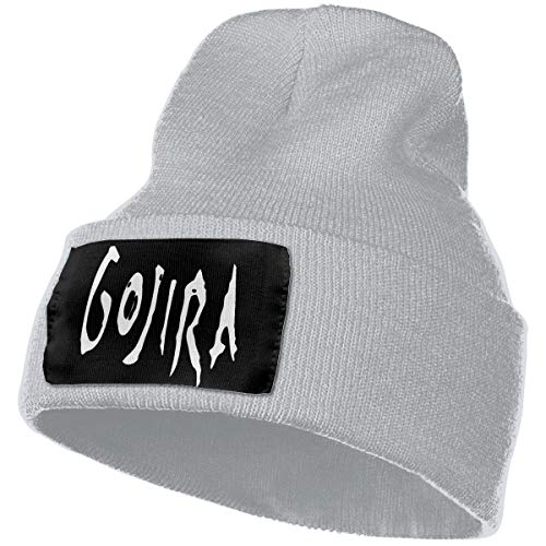 9718bf44f RNGDSA Mens & Womens Gojira Skull Beanie Hats Winter Knitted Caps Soft Warm  Ski Hat Black