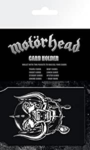 GB eye Motorhead England Card Holder