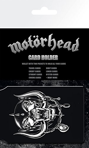 GB eye LTD, Motorhead, England, Porte Carte