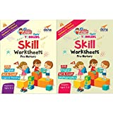 Perfect Genius Tiny Toddlers Skill Based Worksheets for Pre-Nursery - Science, Maths, Art, Craft, English (Ages 2-4)