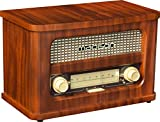 Madison Mad Vintage - Radio con Bluetooth