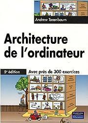 Architecture de l'ordinateur (1Cédérom)