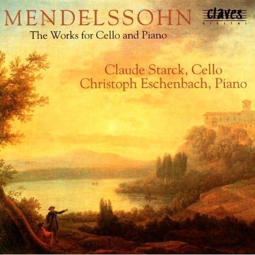 Sonata For Cello & Piano No. 1 In B-Flat Major Op. 45: Andante