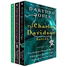The Charley Davidson Series, Books 4-6 (English Edition)