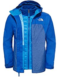 The North Face B Thermoball Triclimate - Chaqueta para hombre, color azul, talla S