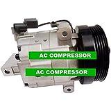 GOWE AC Compresor para dkv11g coche AC compressorfor coche Mitsubishi Montero Io 1.8 4 G93 1999