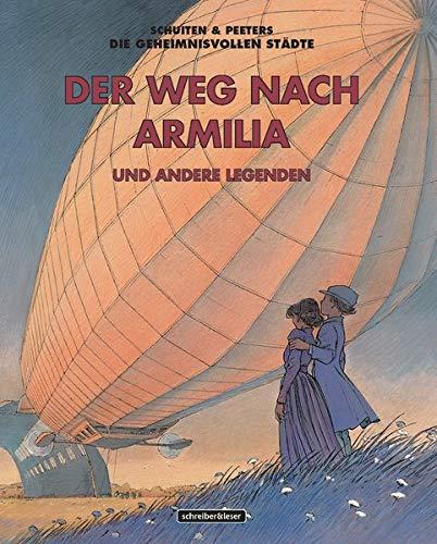 Der Weg nach Armilia (Die geheimnisvollen Städte)