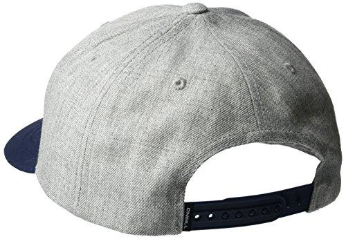 O'Neill Herren Bm Wave Cap Caps Silver Melee
