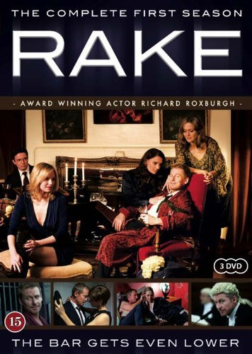 Preisvergleich Produktbild Rake (Complete Season 1) - 3-DVD Set ( ) [ Dänische Import ]