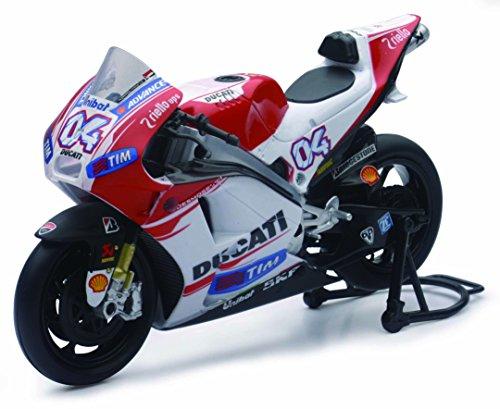 "NewRay 57723 - Modellmotorrad ""Ducati Desmosedici Dovisoso No.4"" 1:12 Preisvergleich"