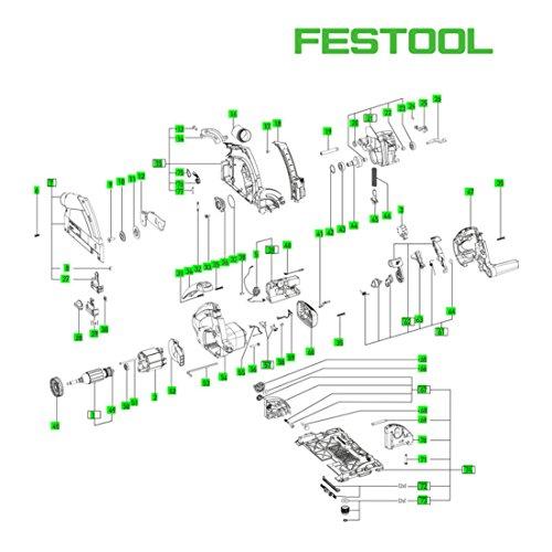 Festool Einlage SYS - OFK 700 EQ 700857