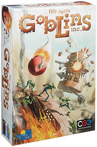 Czech Games Edition CGE00020 Nein Goblins, Spiel (Goblins Spiel)